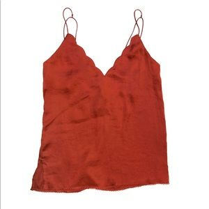 NEW Free People Satin Strappy Camisole | Sz Small